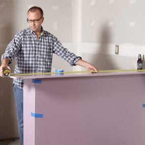 How to Build a Bar | Family Handyman