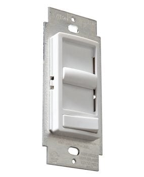 Leviton's SureSlide Universal Dimmer 6674