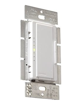 Adjustable dimmer for many types of bulbs