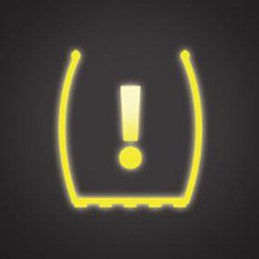 Tire Pressure Sensor light