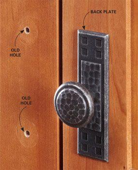 Good problem solver for older cabinets