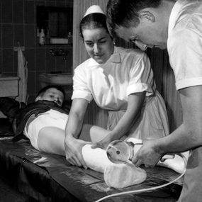The first oscillating tools were for medical uses.