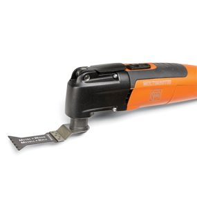 Oscillating tool review: Fein 250Q