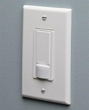 Automatic lightswitch