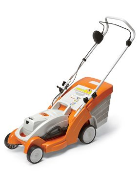 Photo of Stihl RMA 370 14-1/2 in. cordless lawn mower.