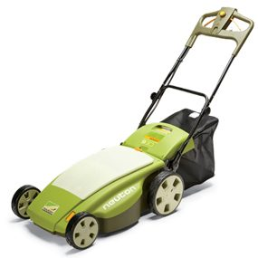Photo of Neuton Ce6 19 in. cordless lawn mower.