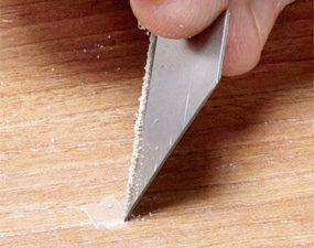 Add grain texture