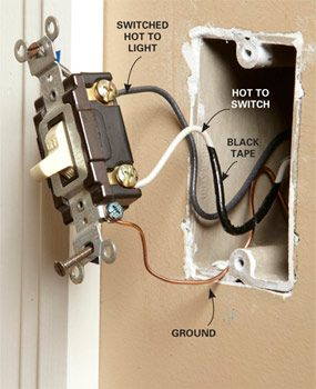 No neutral wire