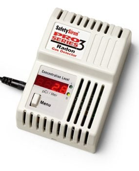 Long-term radon tests give you continuous readings of radon levels.