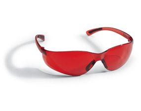 Laser light specs