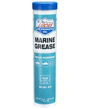 Tube of marine grease.