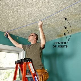 Why Remove Popcorn Ceiling When You Can Cover It With Drywall The - Can you put beadboard over popcorn ceiling