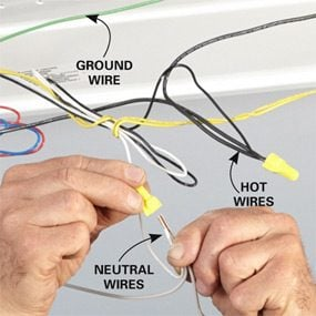 How to Wire a Finished Garage | Family Handyman