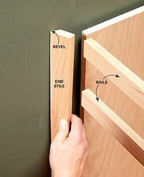Face Frame Cabinet Building Tips The Family Handyman