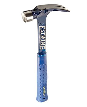 The Estwing Ultra Hammer has a side puller and good balance.
