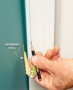 how to make a woodworking scribe