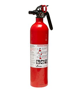 Good home emergency preparedness requires that you have a working fire extinguisher.