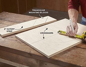 How to Make a Stool With a Jigsaw