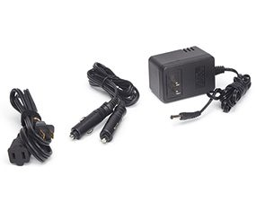 Keep your jumper pack charged so you're ready to jump-start a car, if needed.