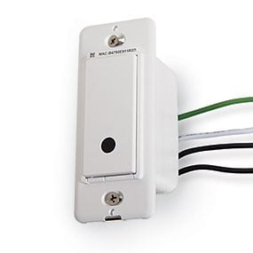 Make a light switch part of your DIY home automation network.