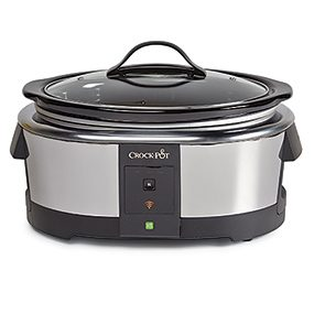 Control a slow cooker through your home automation network.