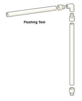 Build a flushing tool