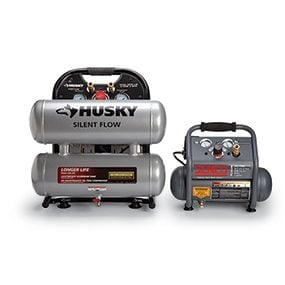 How to Choose a Small Air Compressor