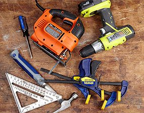 The tools you need