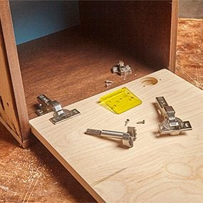 Easy, Invisible Hinges
