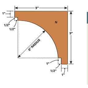 Figure C: Bracket