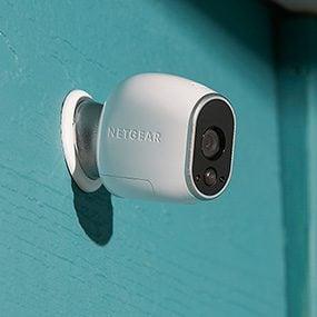 Surveillance Cameras: Wireless
