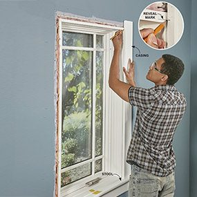 Installing Window Trim the Easy Way: MDF Trim Molding