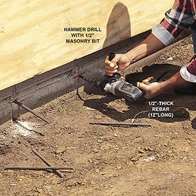 How to Remove and Replace a Small Concrete Entry Pad