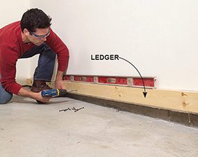 Photo 10: Install a ledger