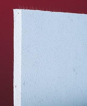 Glass mat gypsum board tile backer board