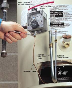 Hot Water Problems? Restore It Yourself