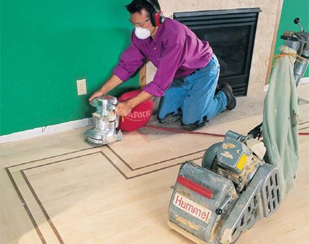<b>Photo 21: Sand and finish</b></br> You're not done yet! You have to sand and apply a durable finish.  If you decide to have a professional do the job, don't be embarrassed; it's tricky.