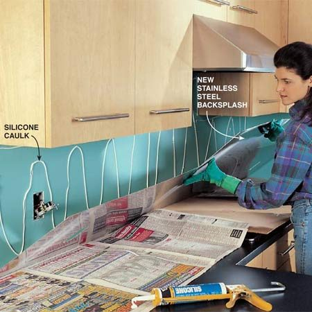 4 Weekend Kitchen Upgrades The Family Handyman