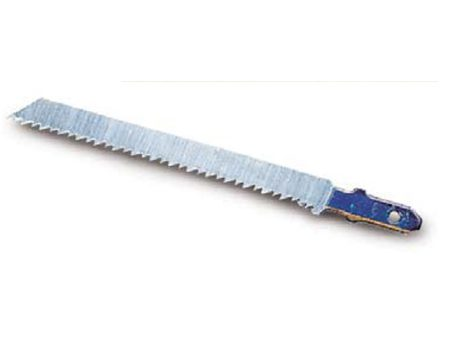 <b>Down-cutting laminate blade</b></br> Use this blade for cutting laminate.