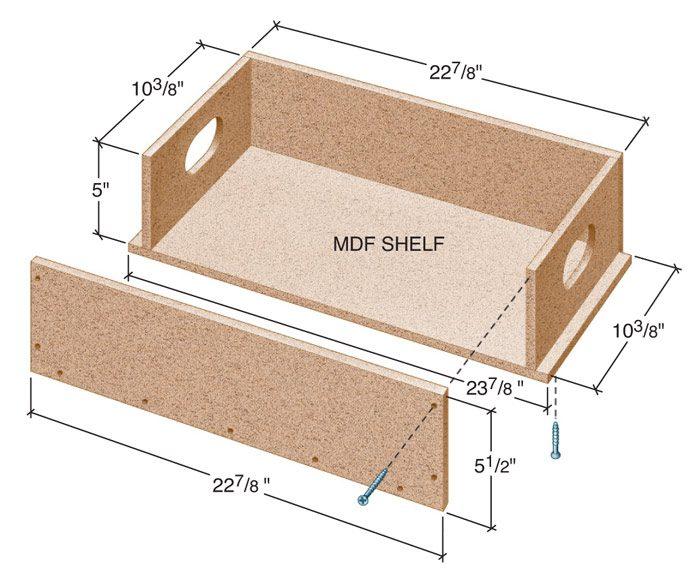Figure B: Carryall Bin