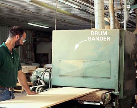 <b>Pay for some woodworking services </b></br> Pay a cabinet shop when you need a helping hand.