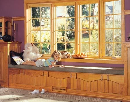 how to install a bow window the family handyman installing bow window installing bow window how install