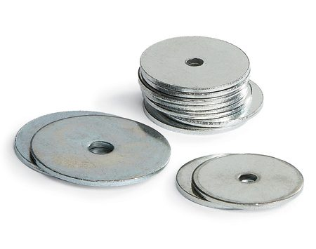 <b>Fender washers have many uses </b></br> Keep a package of assorted fender washers in your toolbox and pretty soon you'll wonder how you got by without them.