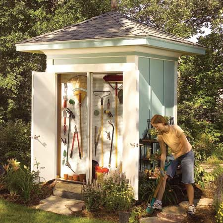 Tips For Building A Storage Shed The Family Handyman
