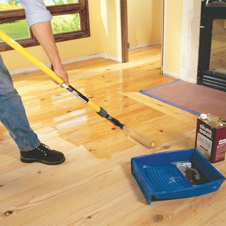 How to Install Pine Floors | The Family Handyman