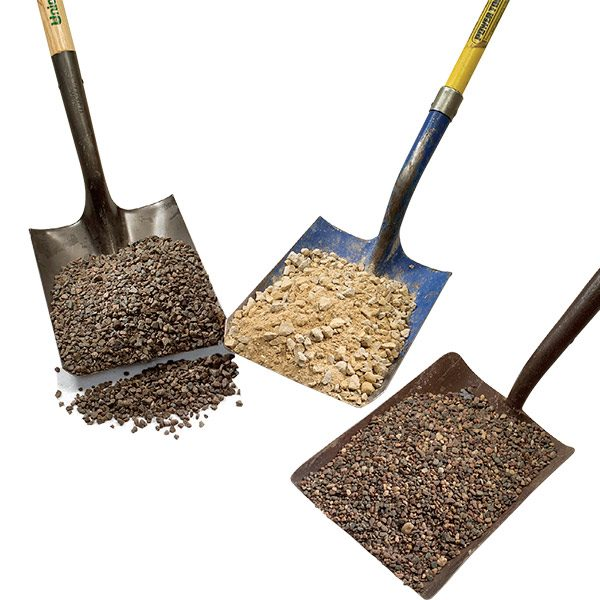 <b>What You'll Need</b></br> <p><ul><li>Compactable fill</li> <li>6-mil poly</li> <li>Edging</li> <li>Mulch or gravel</li> </ul></p>