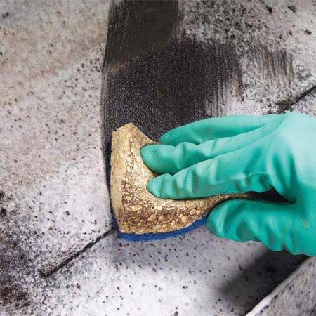 <b>Photo 11: Scrub the interior</b></br> <p>Remove stubborn interior buildup with an oven or grill cleaner. Work outside so you don't breathe the cleaner fumes.</p>