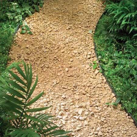 Planning A Backyard Path Gravel Paths The Family Handyman