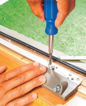 How To Replace A Casement Window Crank Operator The