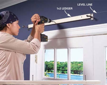 How To Build Window Cornices The Family Handyman